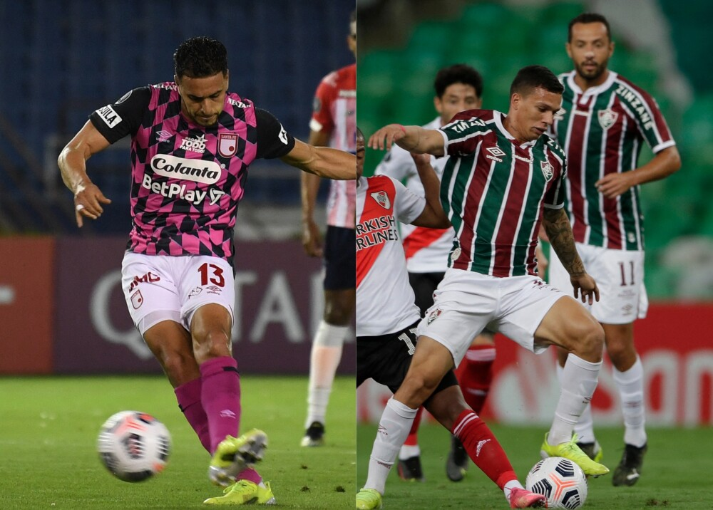 SAnta Fe Fluminense AFP