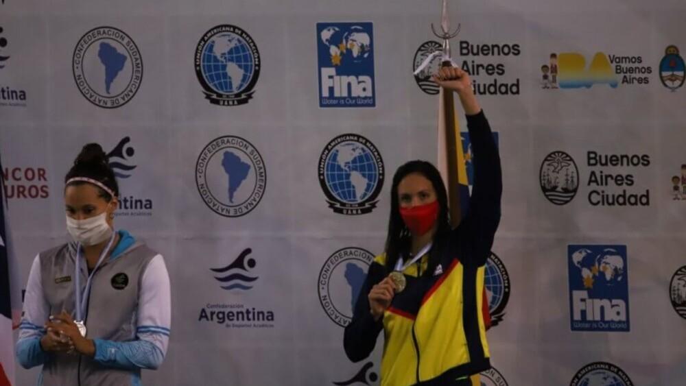 Sudamericano de Natación en Argentina