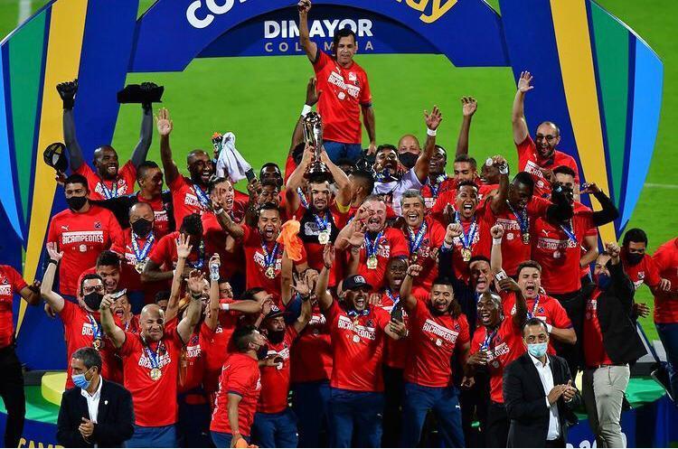 Medellín Campeón Copa Colombia