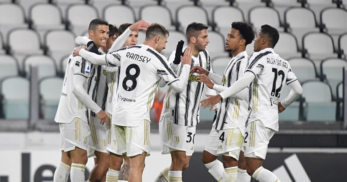 Vea el gol de Cristiano Ronaldo hoy Juventus vs. Udinese, en la liga italiana