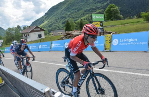 Nairo Quintana ocupa el puesto 19 de la general del Critérium del Dauphiné tras la etapa 6.