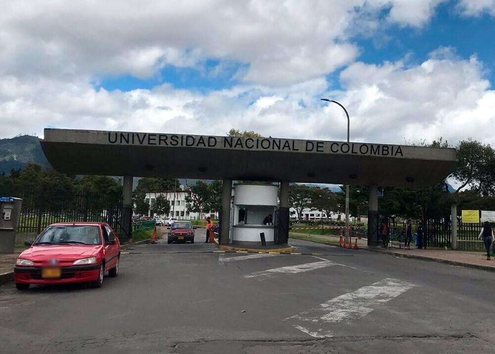 371888_Universidad Nacional sede Bogotá // Foto: Unimedios, imagen de referencia