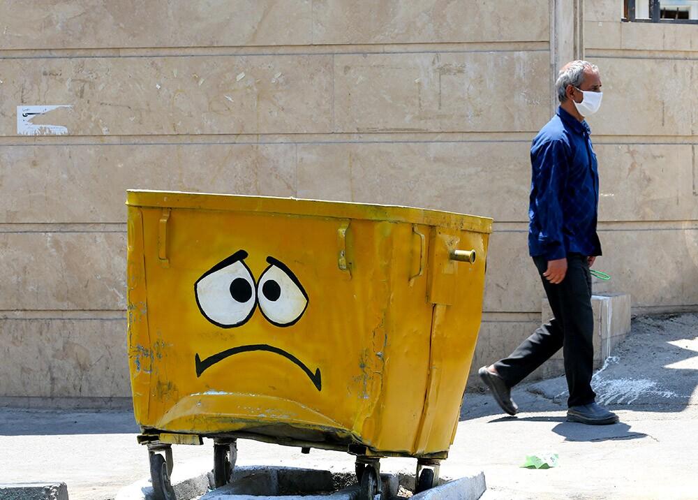 376983_Depresión durante la pandemia // Foto: AFP, imagen de referencia