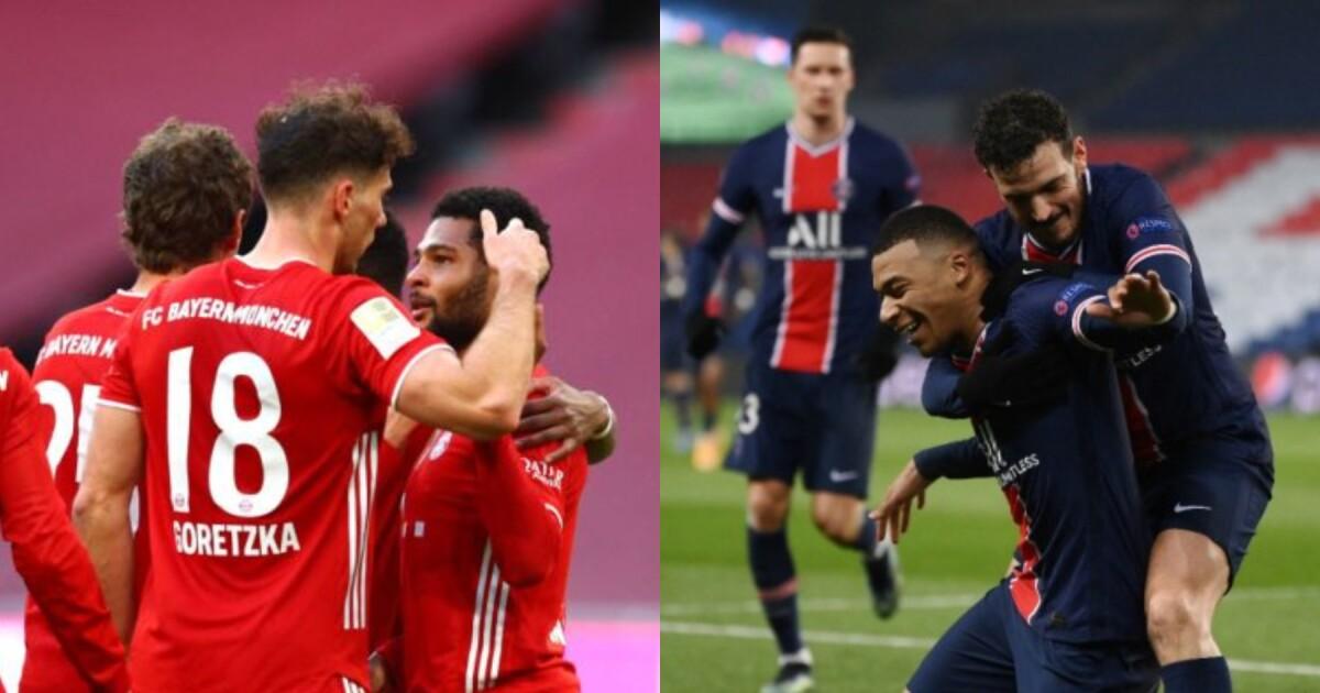 Bayern Munich vs PSG: un duelo con pasado reciente, que tendrá muchas bajas, en la Champions