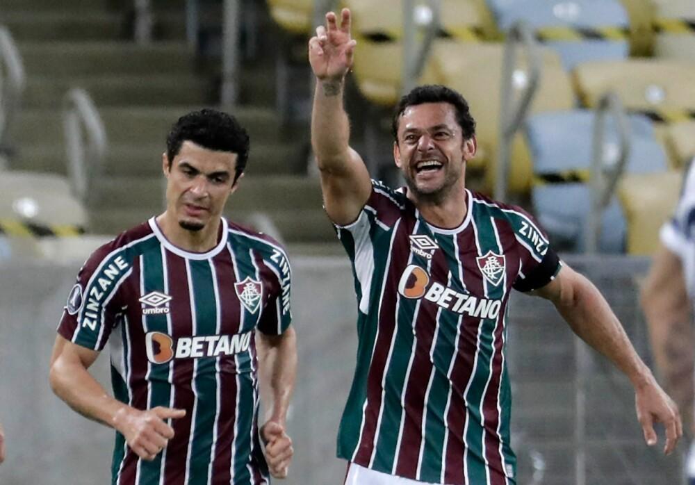 Fluminense Cerro Foto AFP.