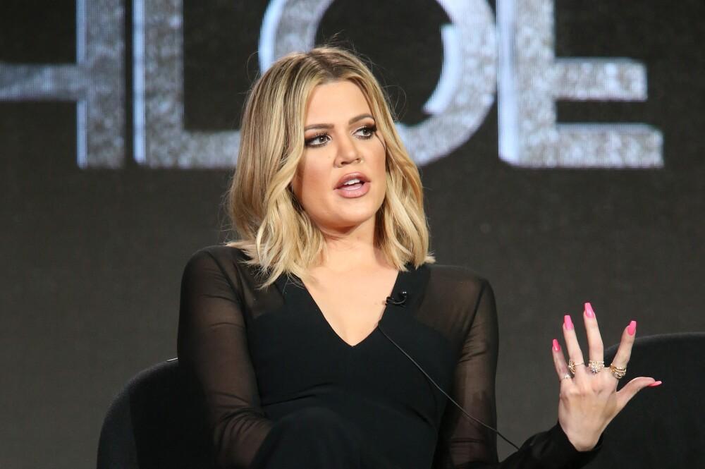 Khloé Kardashian habló de la presión en redes sociales por su físico