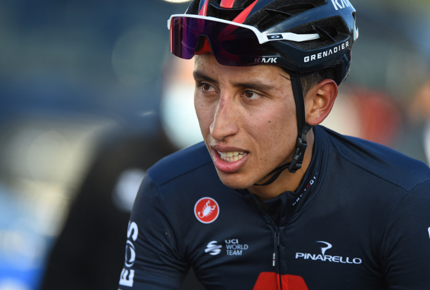 Egan Bernal será uno de los colombianos en el Tour de Provence