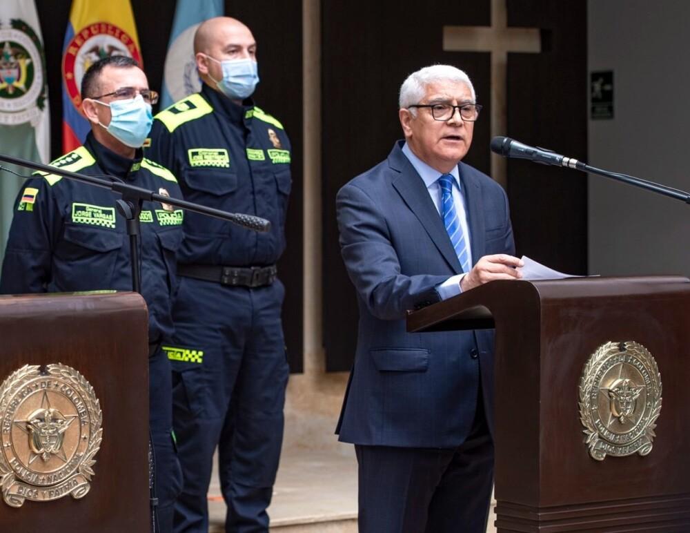 El coronel (r) y abogado Luis Alfonso Novoa