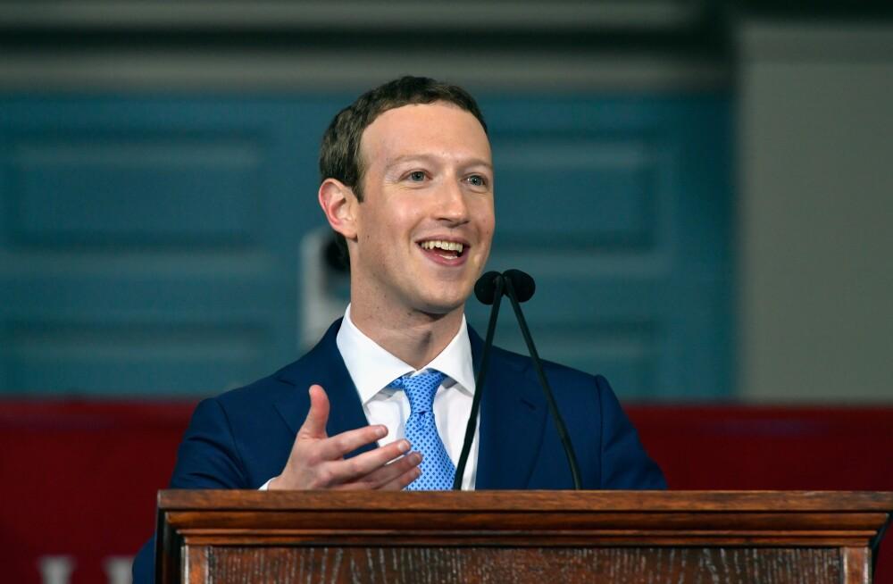289818_BLU Radio. Marck Zuckerberg / Foto: AFP
