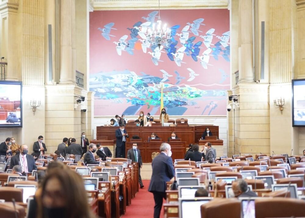 Plenaria Cámara de Representantes Foto CámaraColombia.jpg