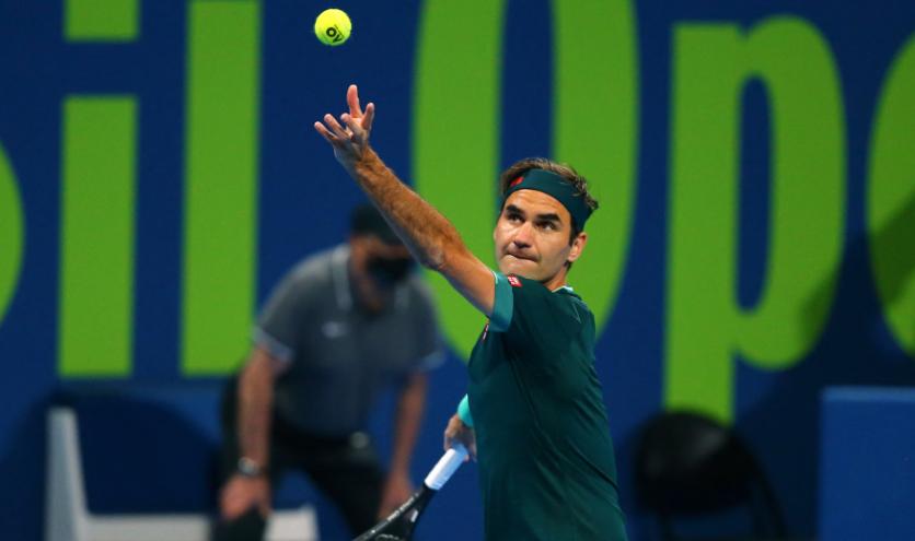 Roger Federer disputará el ATP 250 de Ginebra.