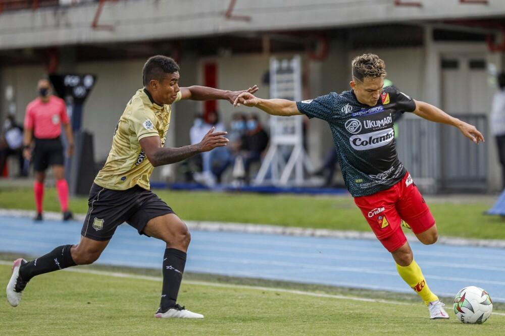 Águilas Doradas vs Pereira