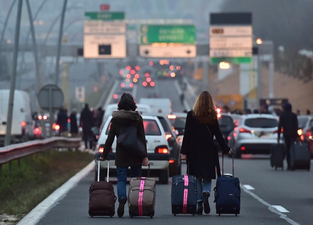 281803_BLU Radio. Viajeros / Foto: AFP