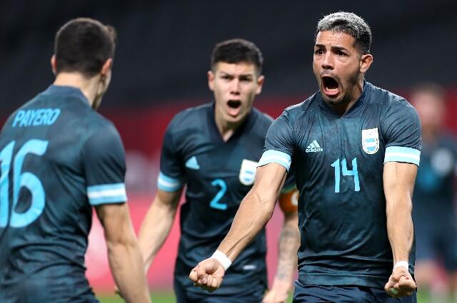 Argentina contra Egipto en los Juegos Olímpicos