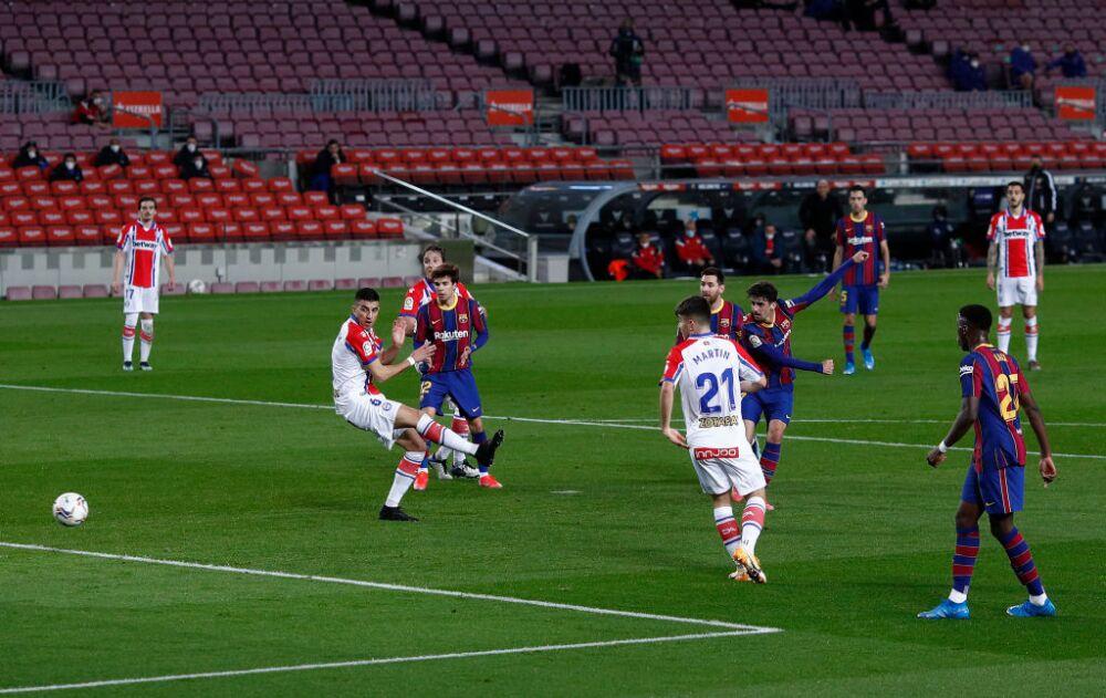Gol Barcelona vs Alavés