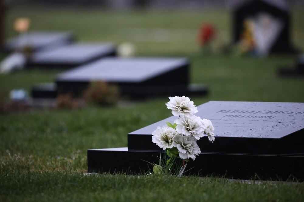 Muerte_ cementerio_Foto: Referencia AFP