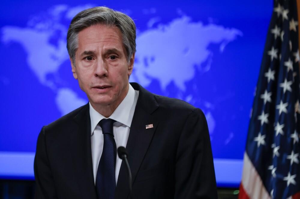 Antony Blinken. Foto: AFP