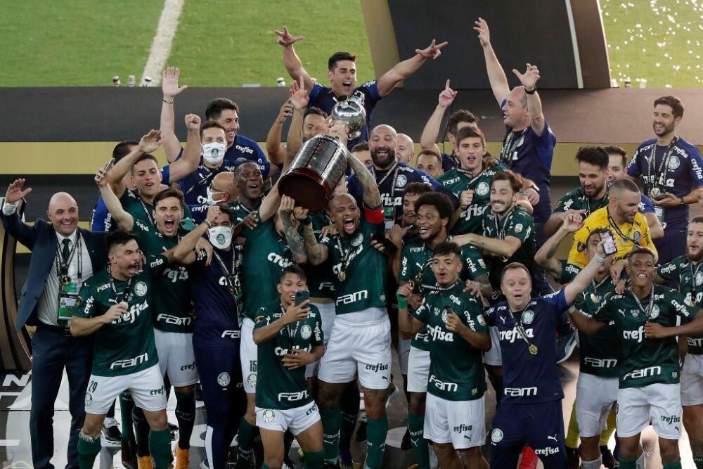 Palmeiras campeón