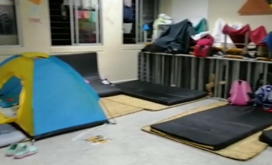 Miles de desplazados en Ituango claman por ayuda: hasta 5 personas duermen en una colchoneta