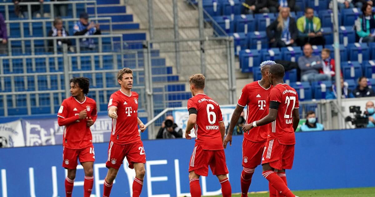 Supercopa de Alemania: Bayern Múnich prepara una nueva final tras caer goleado y perder su invicto