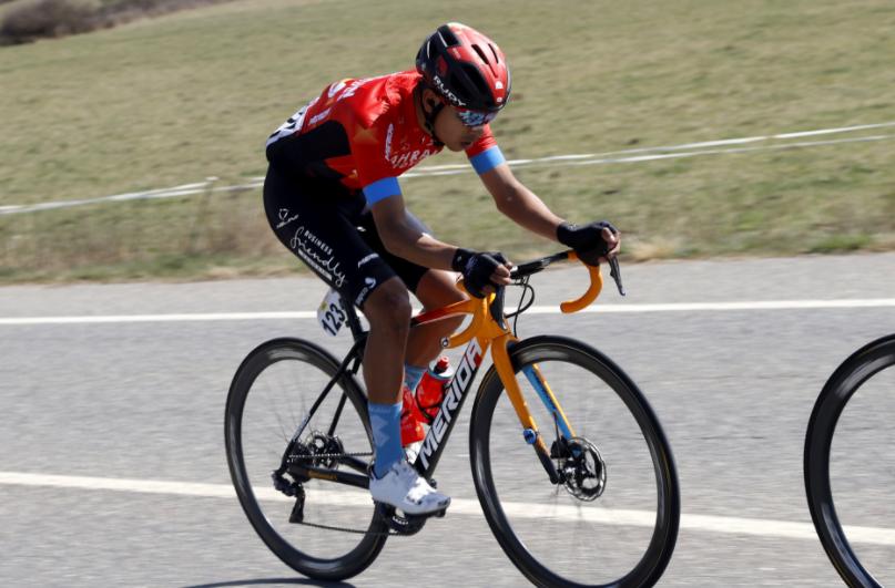 Santiago Buitrago será uno de los colombianos en el Critérium del Dauphiné.
