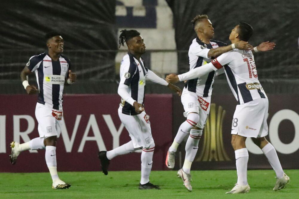 Alianza Lima v Estudiantes de Mérida - Copa CONMEBOL Libertadores 2020