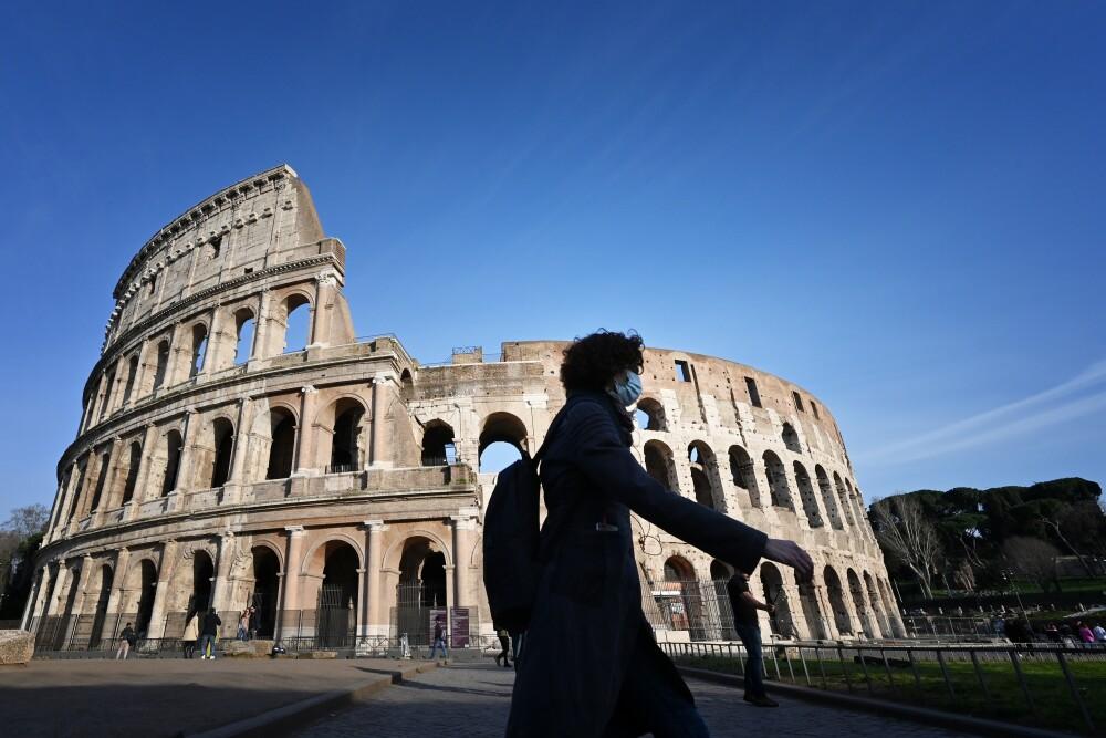 357536_BLU Radio // Coronavirus_Italia // Foto: AFP