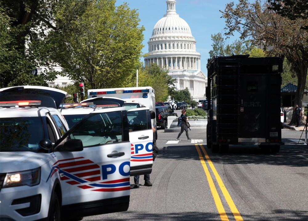 Amenaza de bomba en el Capitolio de EEUU Foto AFP.jpg