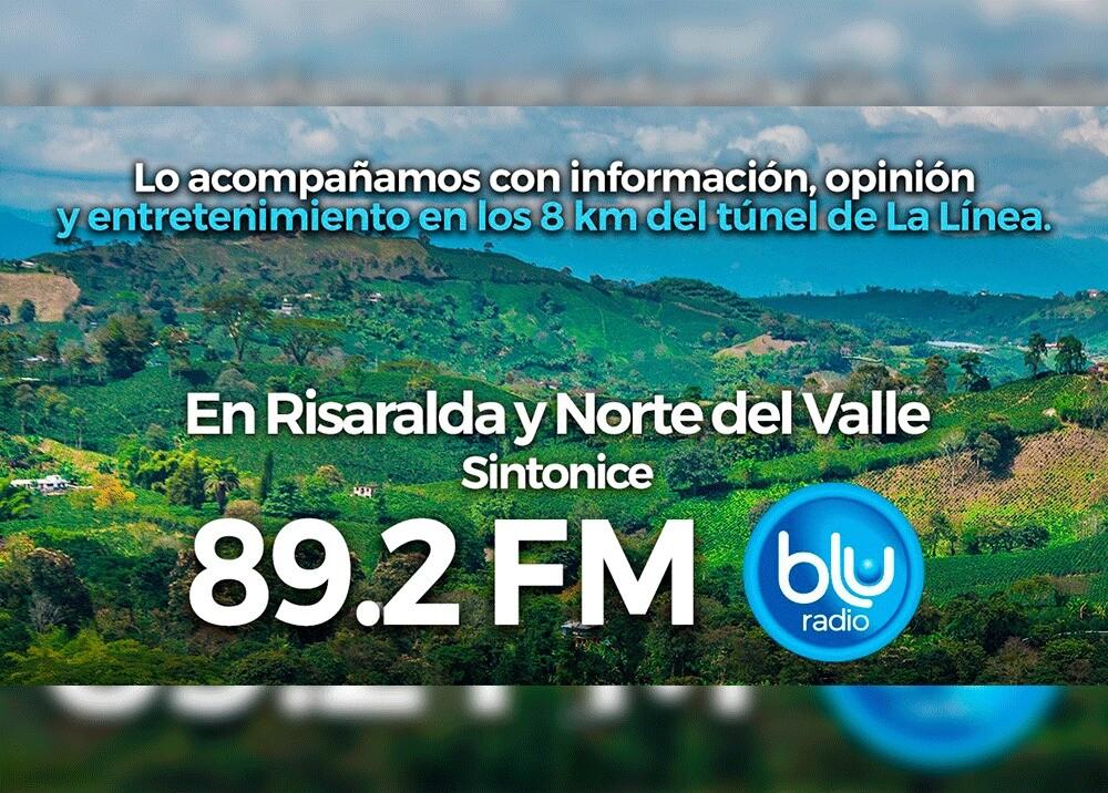 376793_BLU Radio en el túnel de La Línea. Foto: BLU Radio