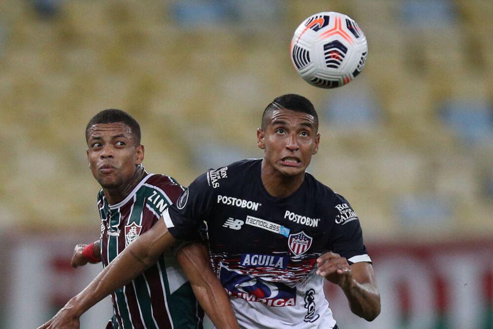 Fluminense v Junior - Copa CONMEBOL Libertadores 2021