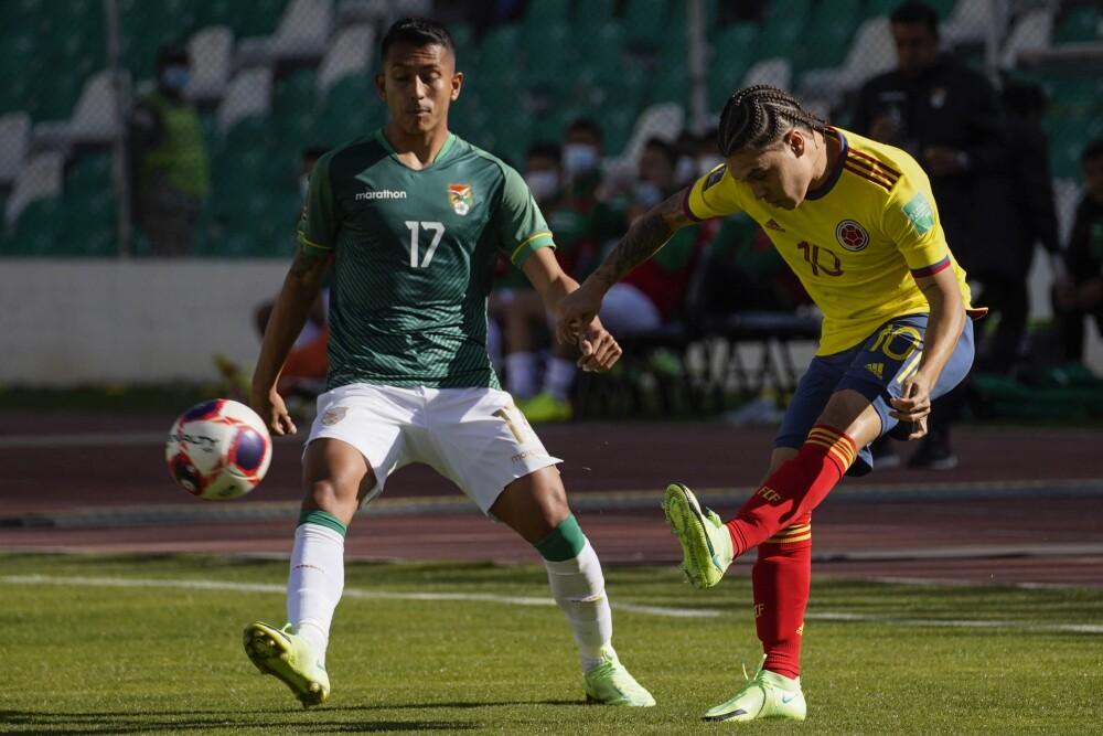 La selección Colombia sumó un punto en su visita a Bolivia. Vea los mejores memes que dejó el partido