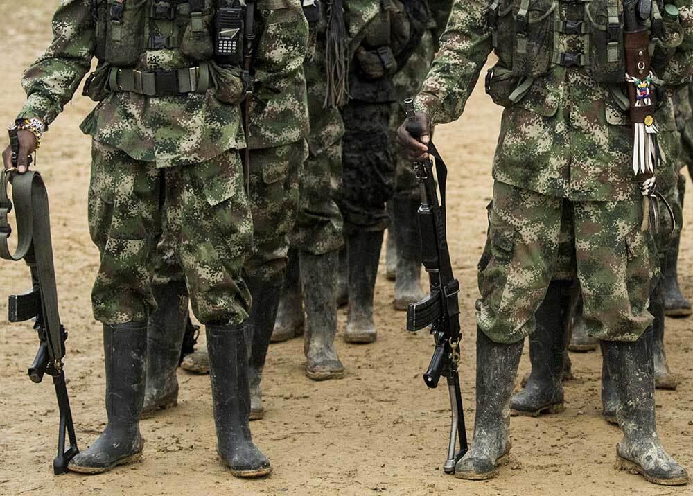 308702_Bandas criminales // Foto: AFP, imagen de referencia