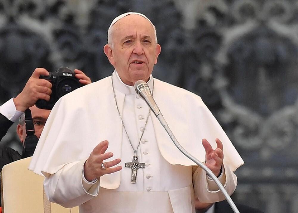 332010_BLU Radio, Papa Francisco // Foto: EFE