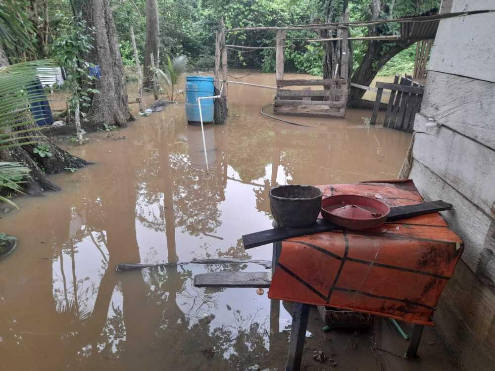 Emergencias por lluvias en Arboletes,  Antioquia, Mayo.