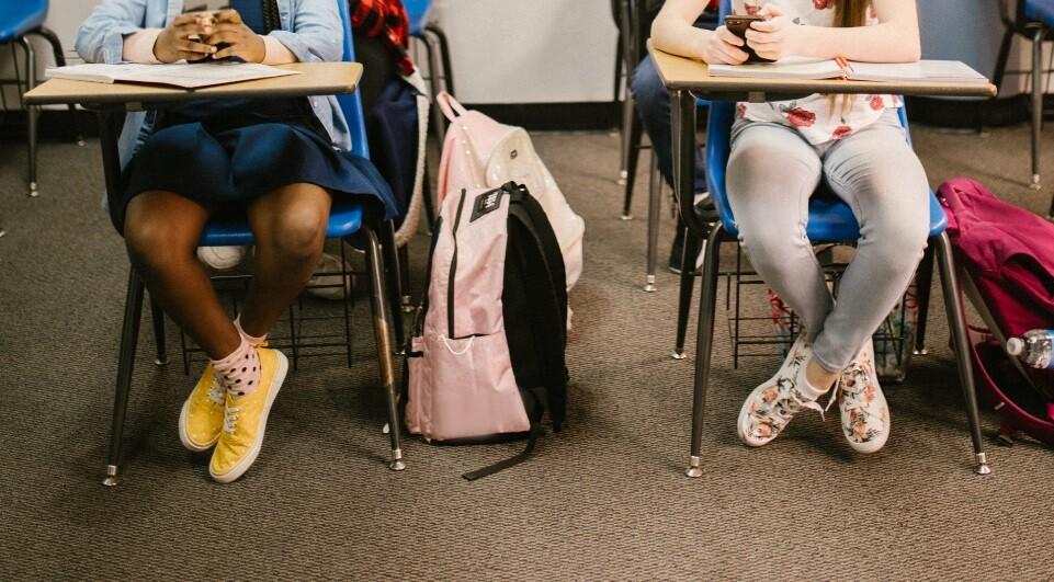 Adolescentes estaudiantes