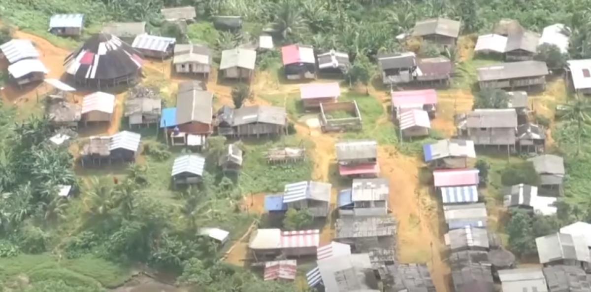 Frente a su familia, decapitan a líder indígena en el Alto Baudó - Noticias de Colombia