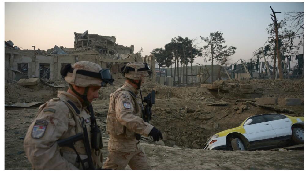 273155_BLU Radio, referencia ataque en Afganistán / Foto: AFP