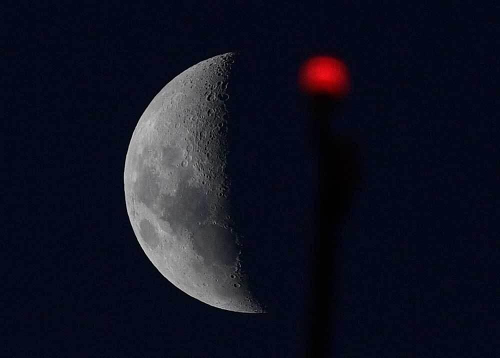 334181_BLU Radio // Luna // Foto: AFP