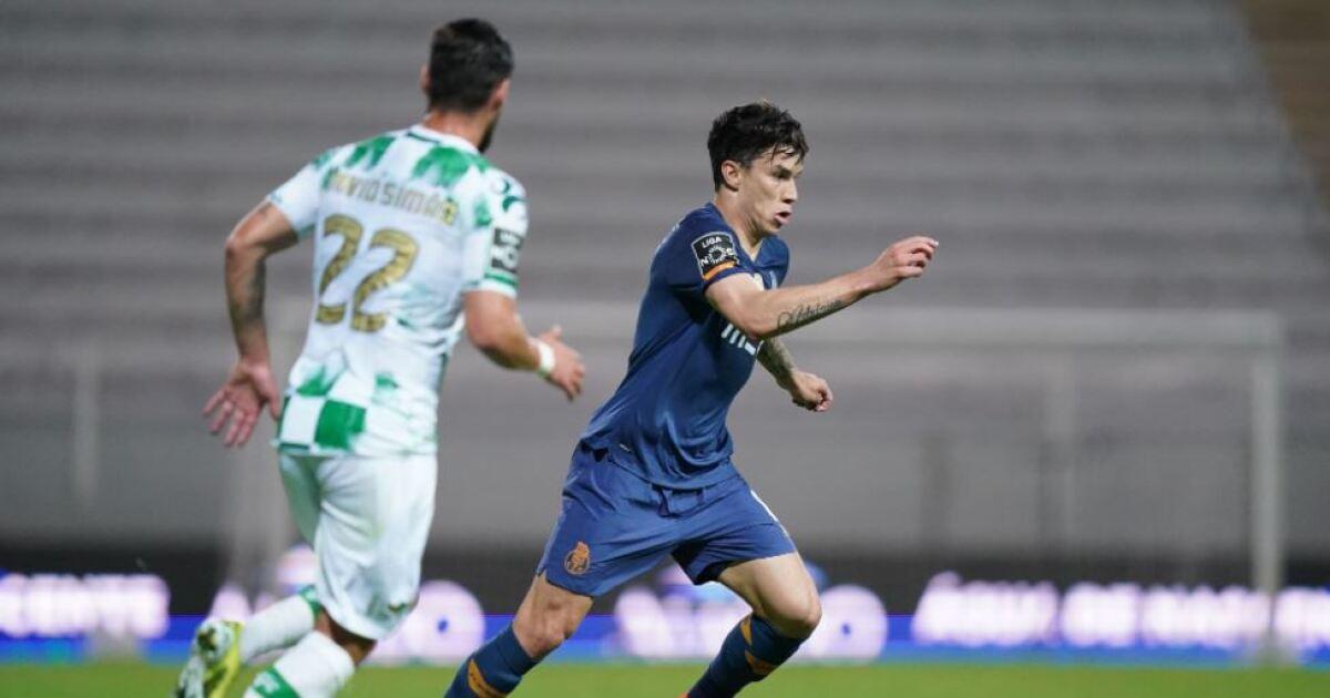 Porto se aleja del título: Mateus Uribe y Luis Díaz jugaron en el 1-1 contra Moreirense