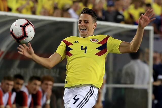 Santiago Arias, jugador Selección Colombia