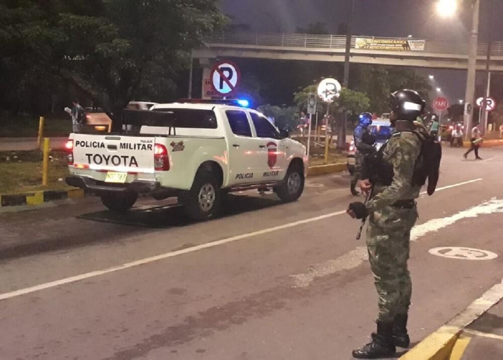 372702_BLU Radio: Militares en Bucaramanga / Foto: Suministrada