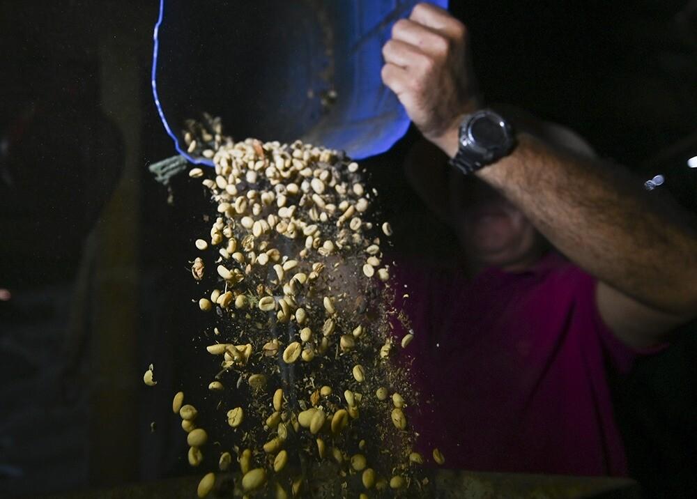Producción de café / AFP, imagen de referencia