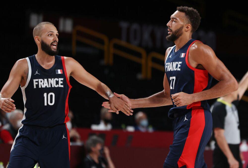Equipo de baloncesto de Francia