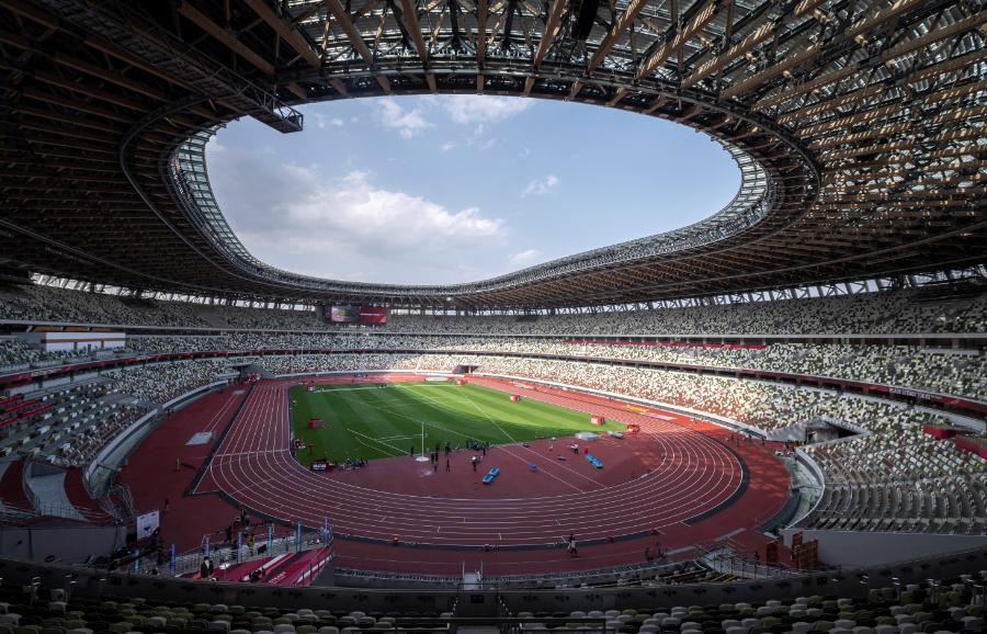 Alguna pruebas de los Juegos Olímpicos tendrán espectadores.