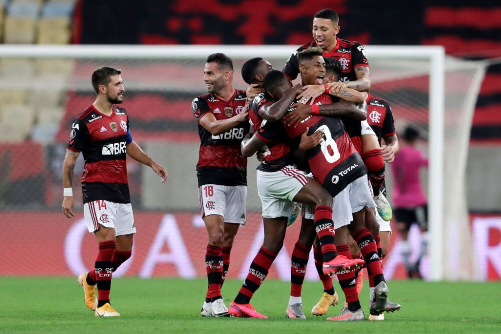 Flamengo vs Independiente del Valle