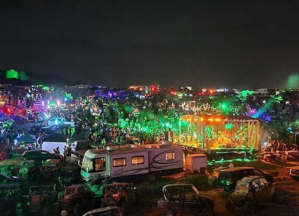 Caos en festival 'Redneck Rave'