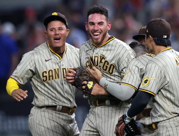 Joe Musgrove lanzó el primer juego sin hits en la historia de los Padres de San Diego.