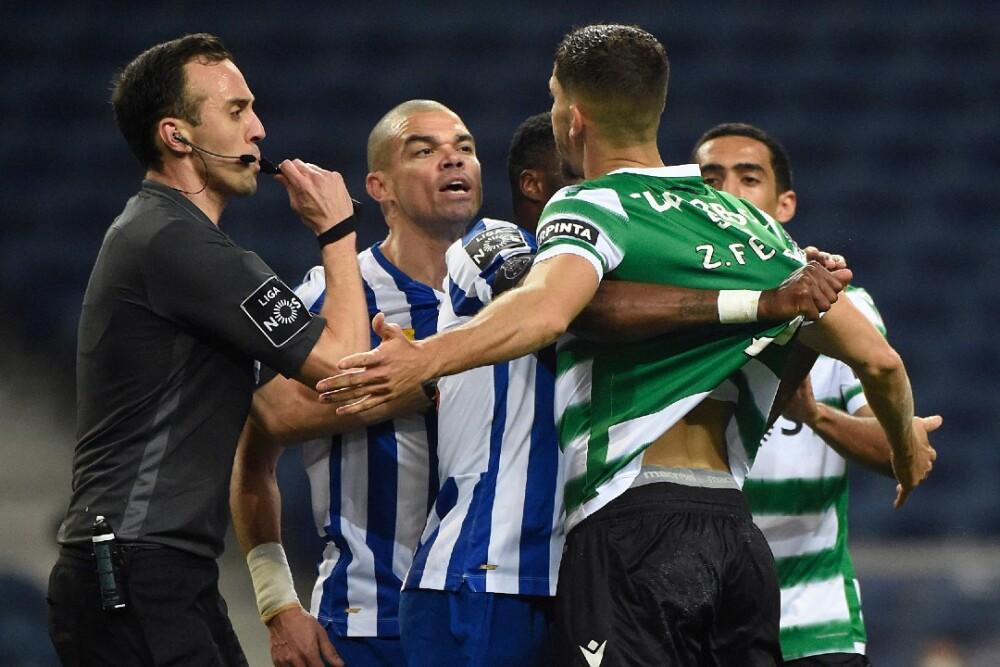 Porto vs Sporting de Lisboa
