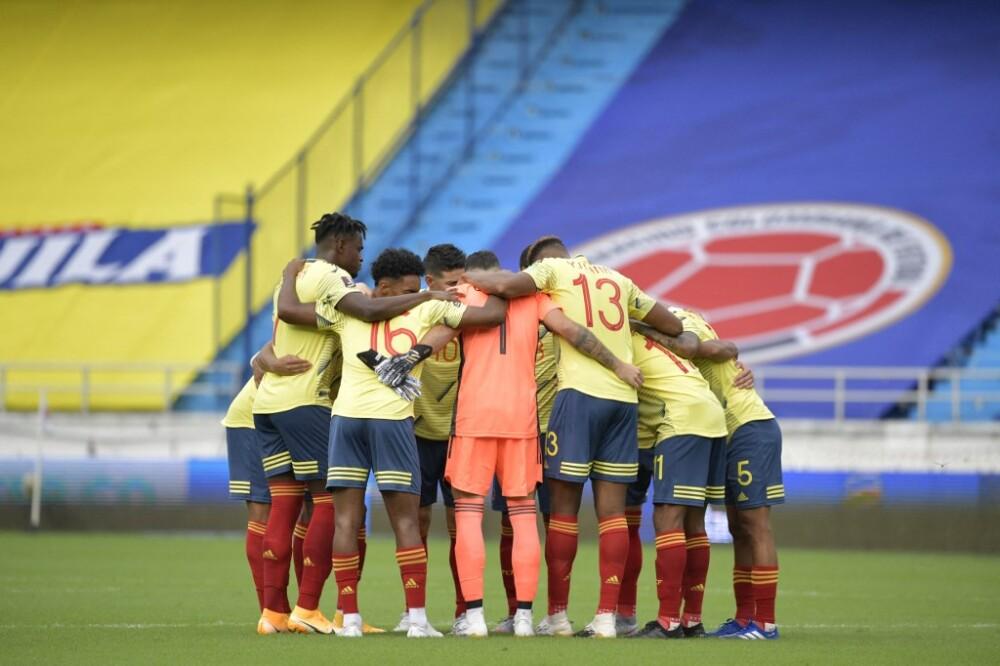 Selección Colombia, previa del partido ante Uruguay en Montevideo.jpeg