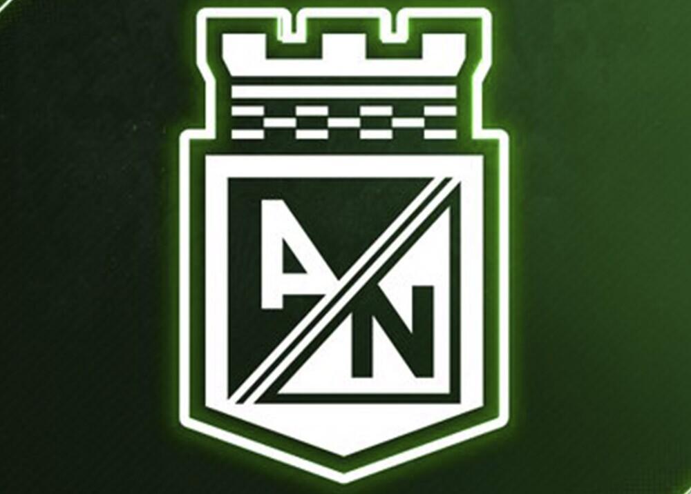 321756_BLU Radio. Escudo Atlético Nacional / Foto: @nacionaloficial